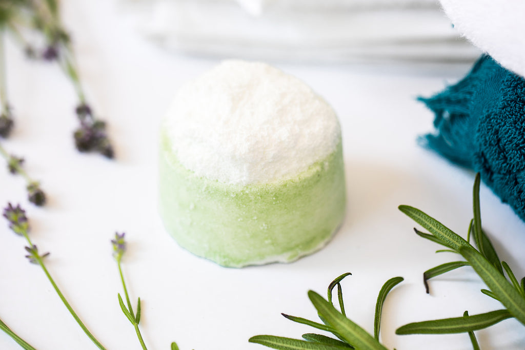 Citrus & Herb Bath Bomb