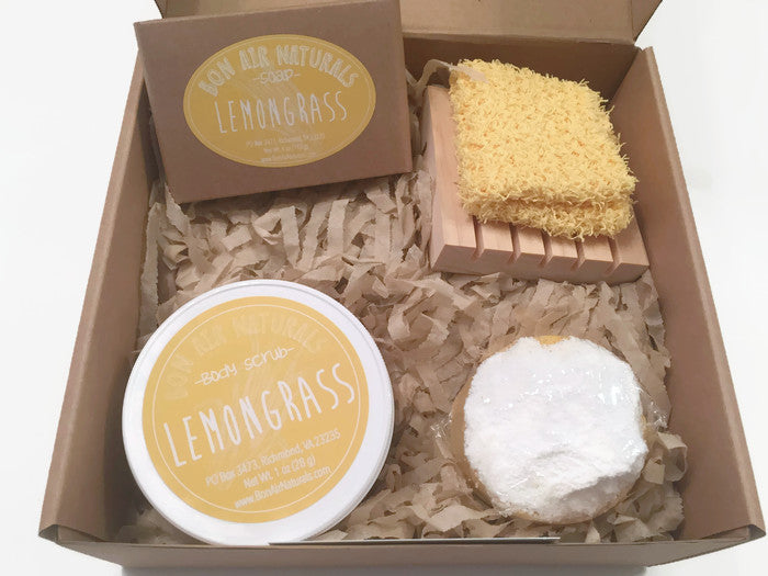 Lemongrass Lovers Gift Set