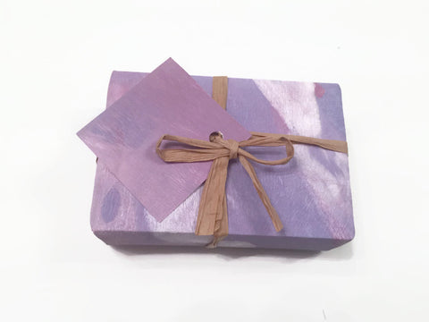 Wrapped and Ready, Lavender Soap