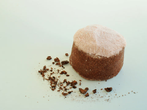 Chocolate Bath Bomb