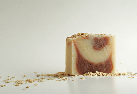 Cinnamon Oatmeal Soap