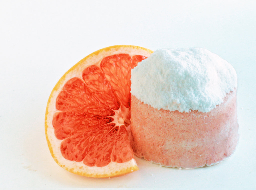 Grapefruit and Fir Bath Bomb