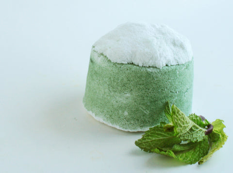 Spearmint Bath Bomb