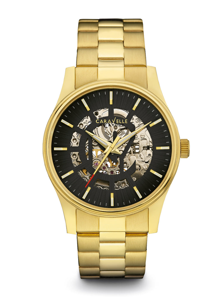 Caravelle New York Men's 44A107 AutomaticWatch