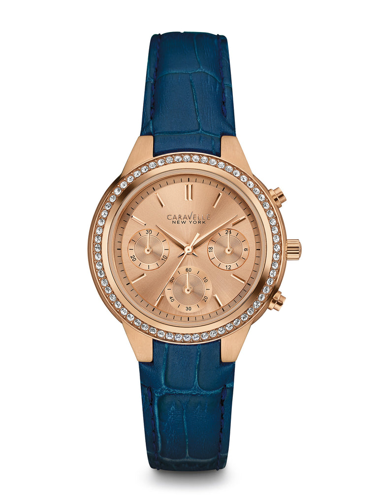Caravelle New York Women's 44L183 ChronographWatch