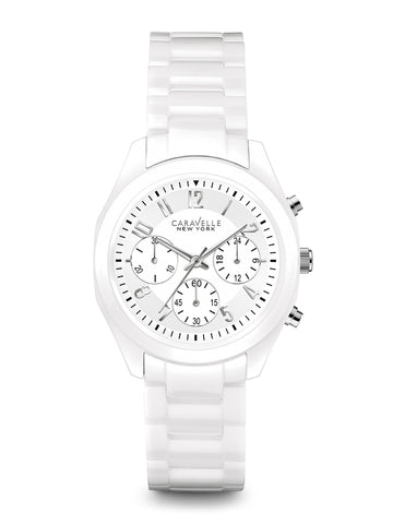 Caravelle New York Women's 45L145 ChronographWatch