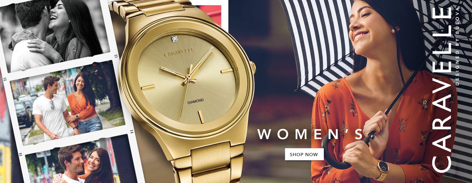 caravelle new york watches official site