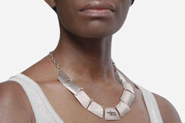 Plates Necklace