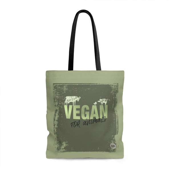 Vegan For Sage Animals Tote Bag