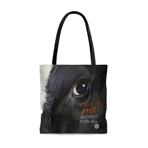 Cruelty Free World Tote Bag - Eyes