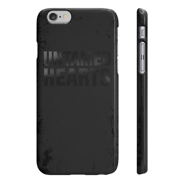 Untamed Hearts Slim Phone Cases