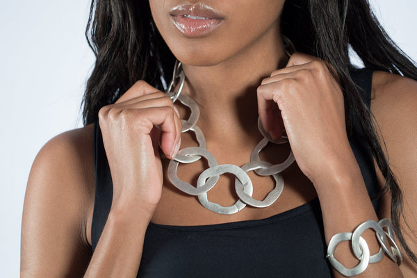 Be Bold Limited Edition Set - Necklace & Cuff