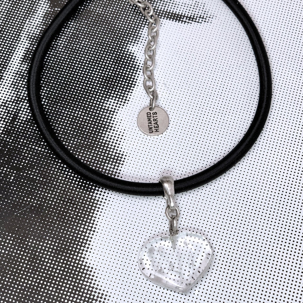 Crystal Heart Necklace