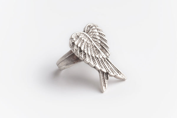 Wings of The Heart Ring