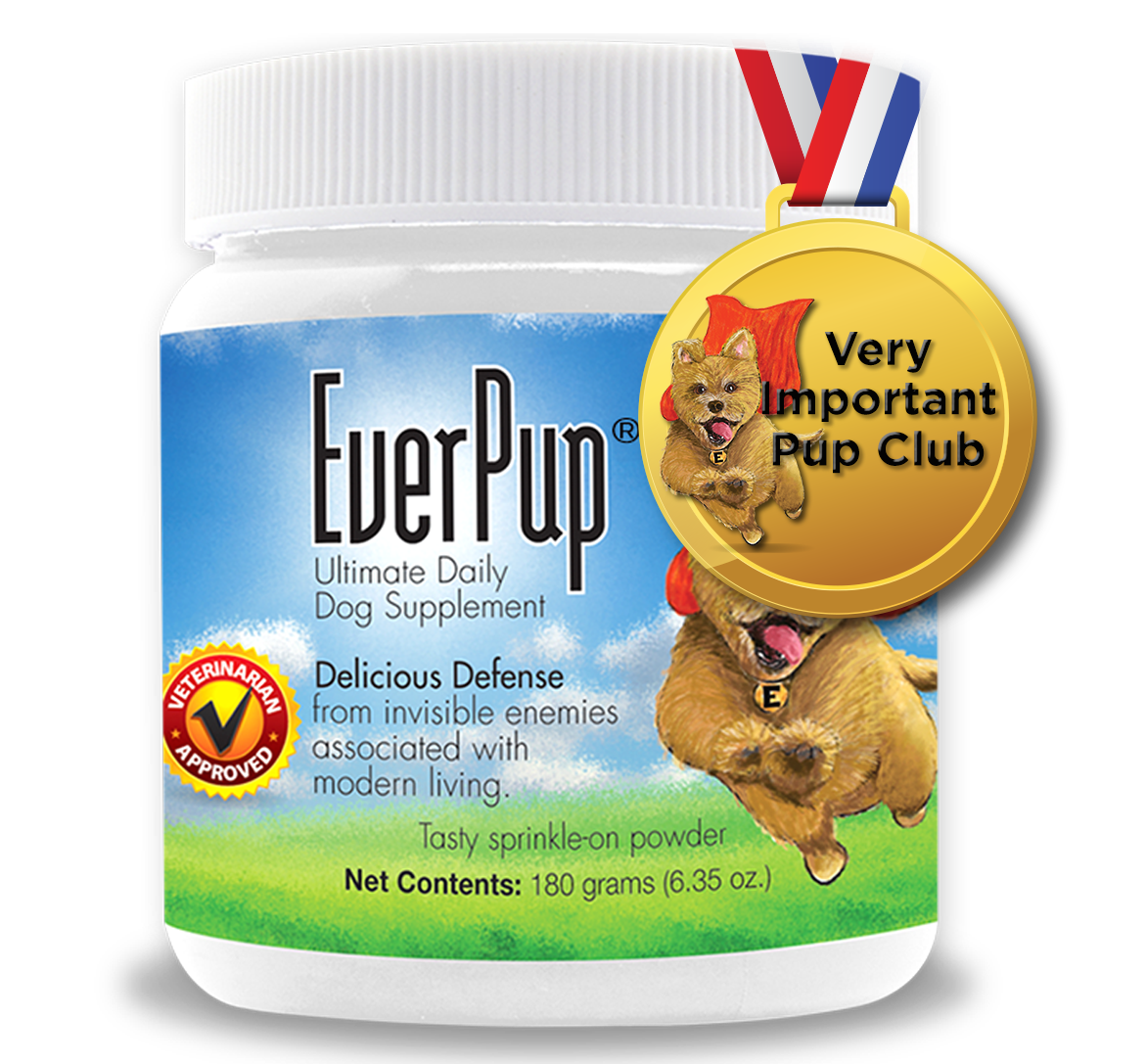EverPup Club - First Jar FREE then $19.95/jar/month Use Coupon Code FIRSTJARFREE at Checkout