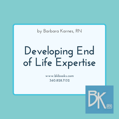 Developing End of Life Expertise