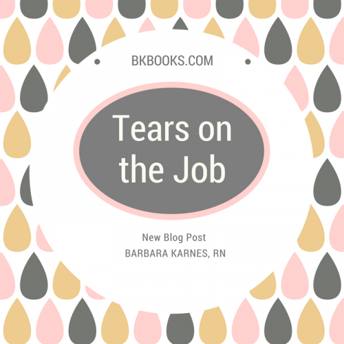 Tears on the Job