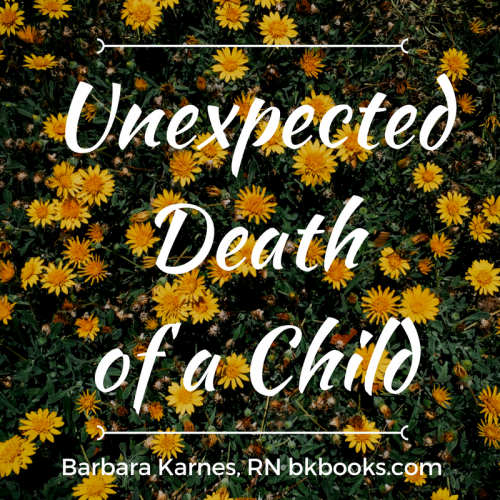 Unexpected Death of a Child