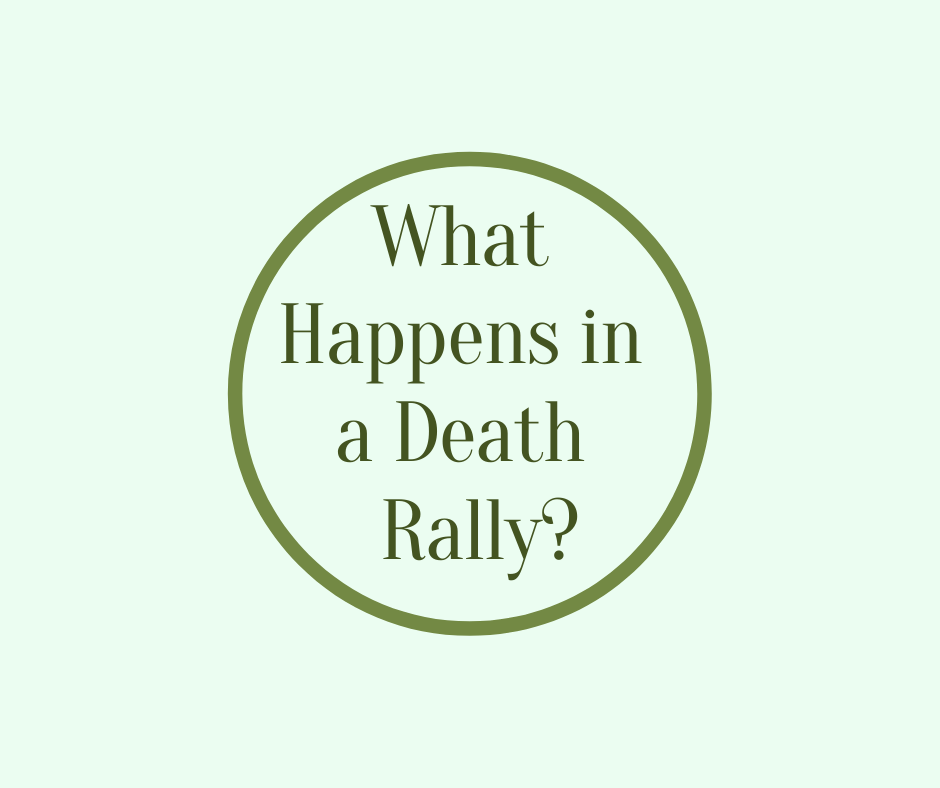 What Happens In A Death Rally?