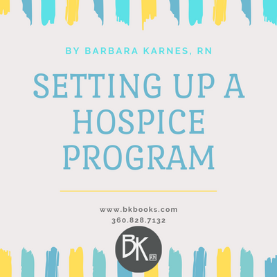 Setting Up a Hospice Program