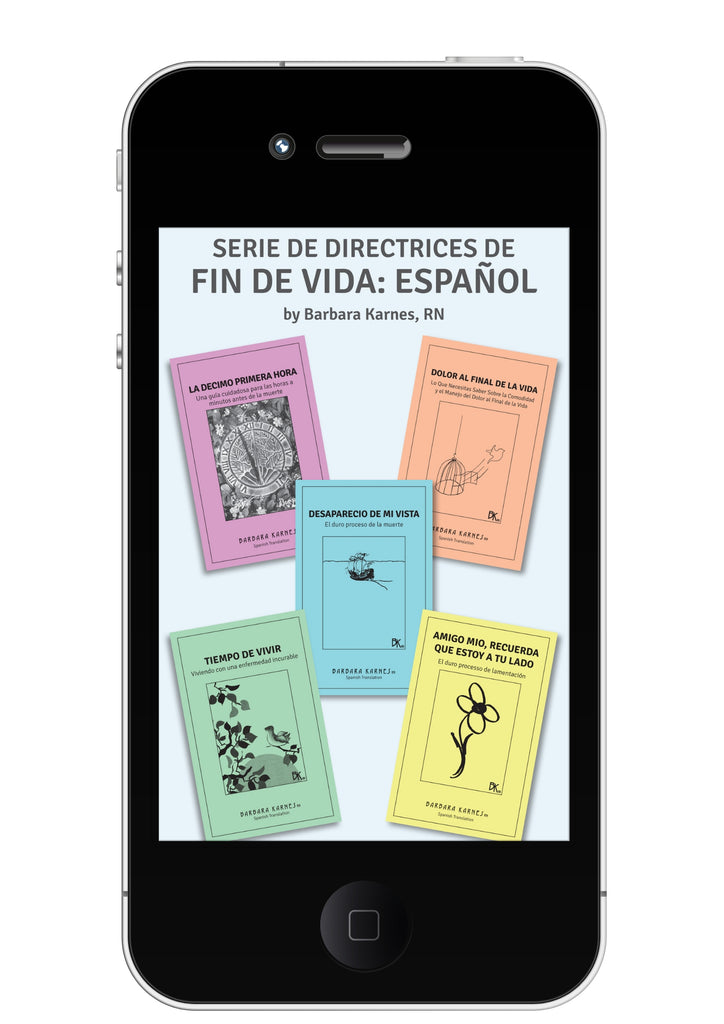 Serie de Directrices de Fin de Vida - SPANISH EBook
