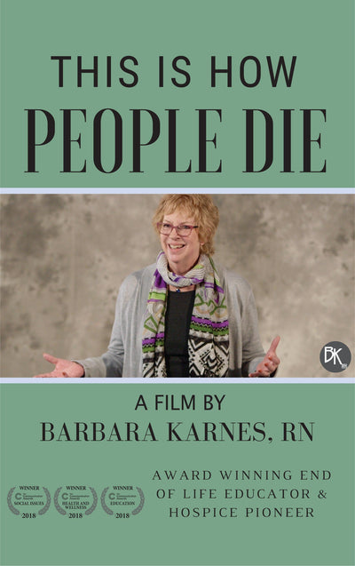 This is How People Die DVD Kit