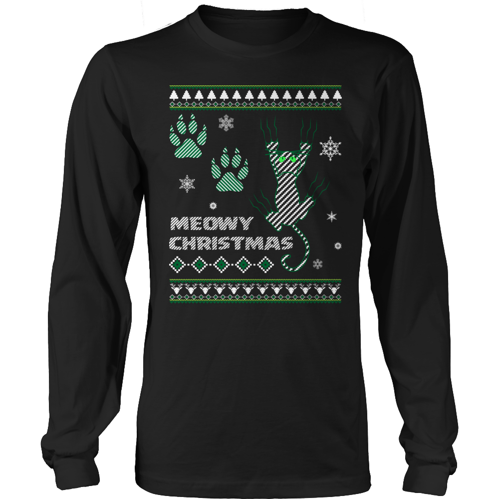 Limited Edition - Meowy Christmas