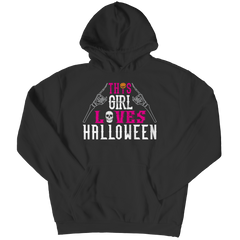 Limited Edition -  This Girl Loves Halloween