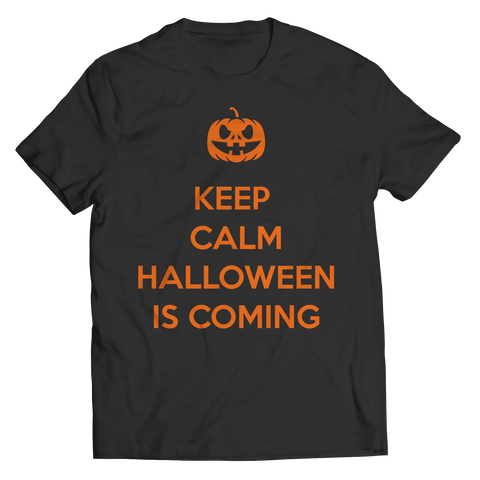 Limited Edition - Keep Calm Halloween Is Coming