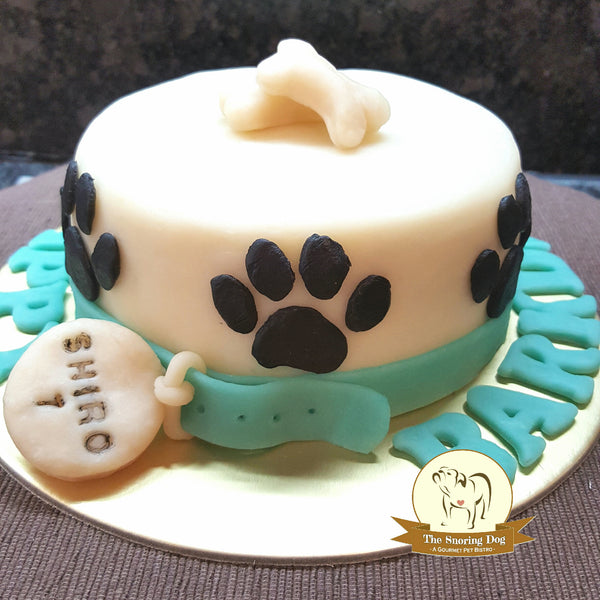Custom Fancy Cakes - The Snoring Dog Gourmet Dog Bakery and Dog Cakes - 22