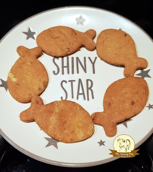 Premium Grain Free Dog Cookies and Dog Cakes