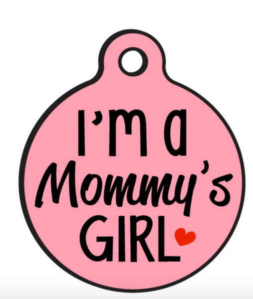 Mommy's Girl - The Snoring Dog Gourmet Dog Treats and Dog Cakes