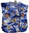 E20702 - 3 -   Fun Top Tree w/ Botterfly - Navy