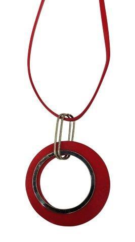 J55008   -   Short Necklace - Red