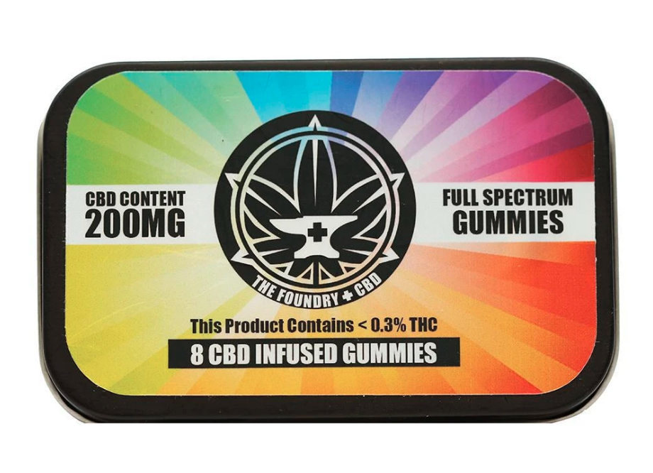 Foundry Full-Spectrum Gummies