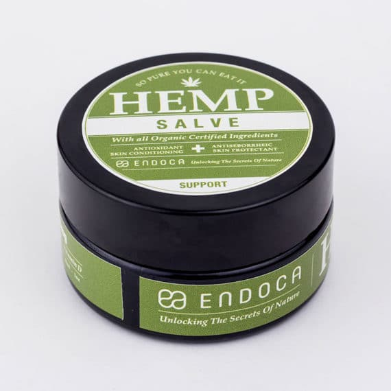 Made By Hemp Endoca Hemp Salve 1oz (750 mg)