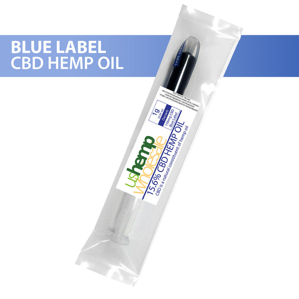 Pure CBD Oil - Blue Label 15%