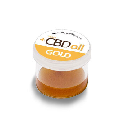 Gold CBD Oil Dabs
