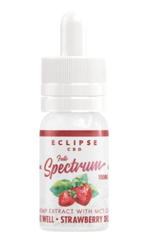 Eclipse CBD Full Spectrum Tinctures with MCT Oil