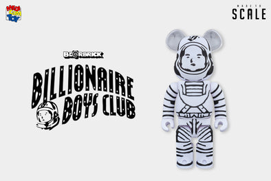 Medicom Toy x Billionaire Boys Club (BBC) Astronaut Be@rbrick and Where to Get It!