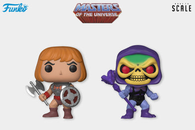 Funko Pop! Television - Masters of the Universe: Series 2 - Release Date: January 2018