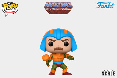 Funko Specialty Series - Pop! Television - Masters of the Universe Man-At-Arms #538 - Release Date: September 2017