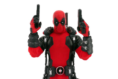 Mezco Toyz  One:12 Collective - Marvel Deadpool (Red) - Photo Gallery