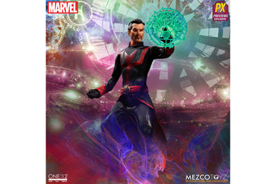 Mezco Toyz One:12 Collective - Defenders Doctor Strange PX Previews Exclusive - Release Date: May 2018