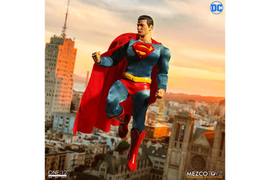 Mezco Toyz One:12 Collective - DCU Superman New Production Gallery