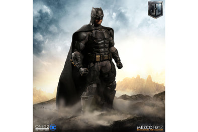 Mezco Toyz One:12 Collective - Justice League Tactical Suit Batman