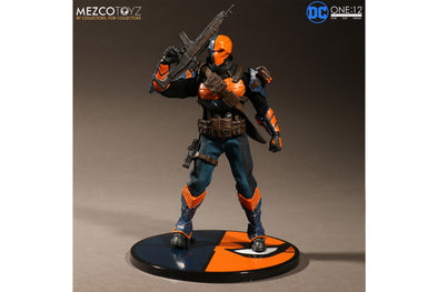 Mezco Toyz One:12 Collective DC Comics Deathstroke Figure