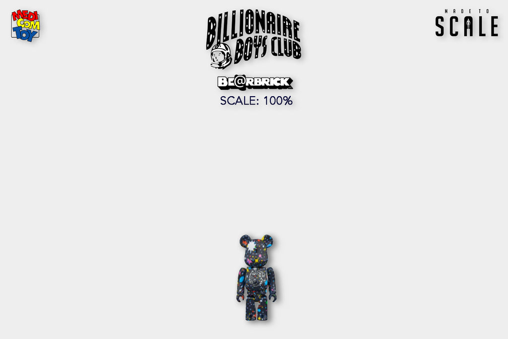 Medicom Toy x Billionaire Boys Club (BBC) Starfield Be@rbrick Set and Where to Get It!