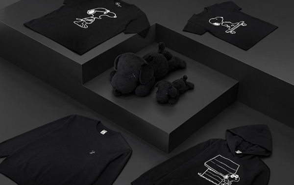 Uniqlo x Kaws x Peanuts UT Capsule Collection