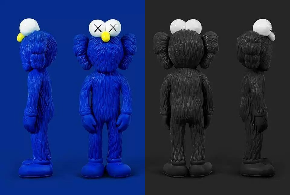 Kaws Hints at BFF Vinyl Open Edition With Medicom Toy | Made to Scale